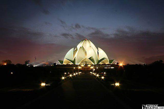 As 17 Construcoes Mais Estranhas Do Mundo Construcao India