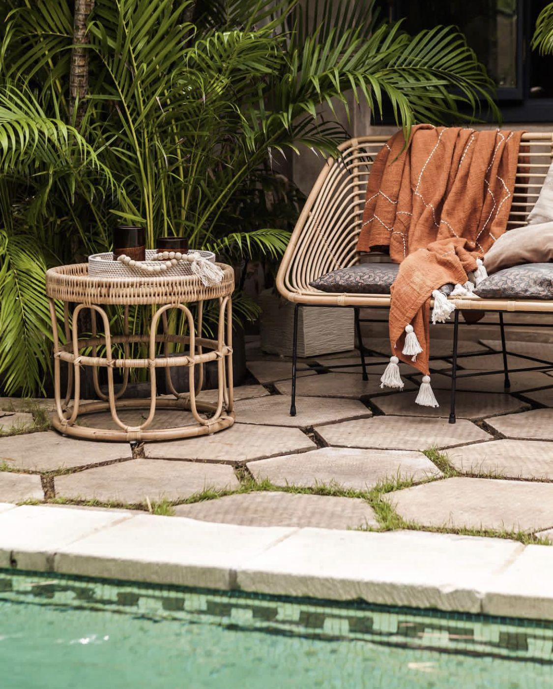 Tracing The Trends Of Rattan Furniture Patio Furnishings