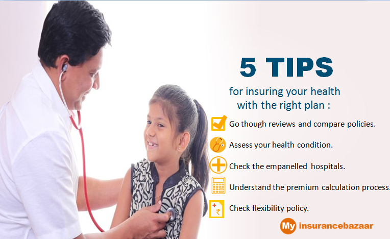 Zeroing in on the right healthinsurance policy is a