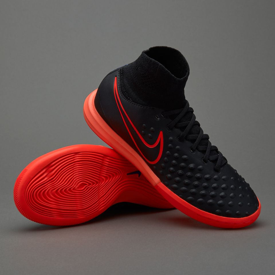 Cheap Nike Soccers MagistaX Proximo II TF Orange Black White