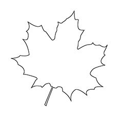 Top 20 Free Printable Leaf Coloring Pages Online Leaves Free