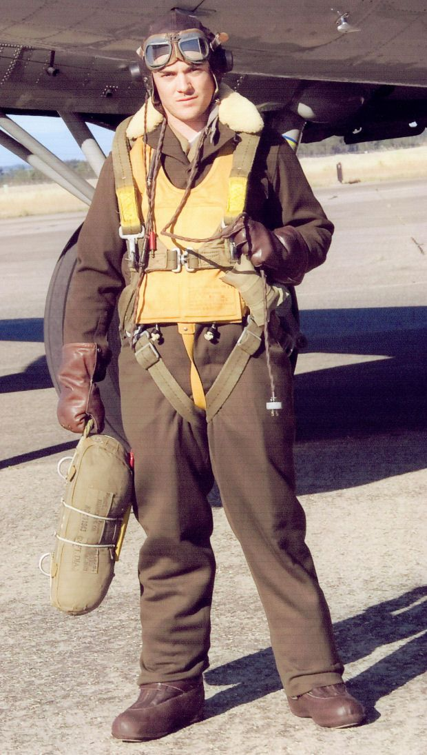 Wwii Uniforms And Flight Gear Photo Shoot Catalina