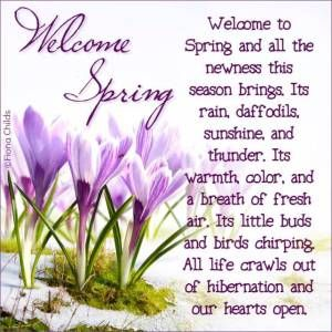 Happy Spring Quotes Quotesgram By At Quotesgram Real Sayings