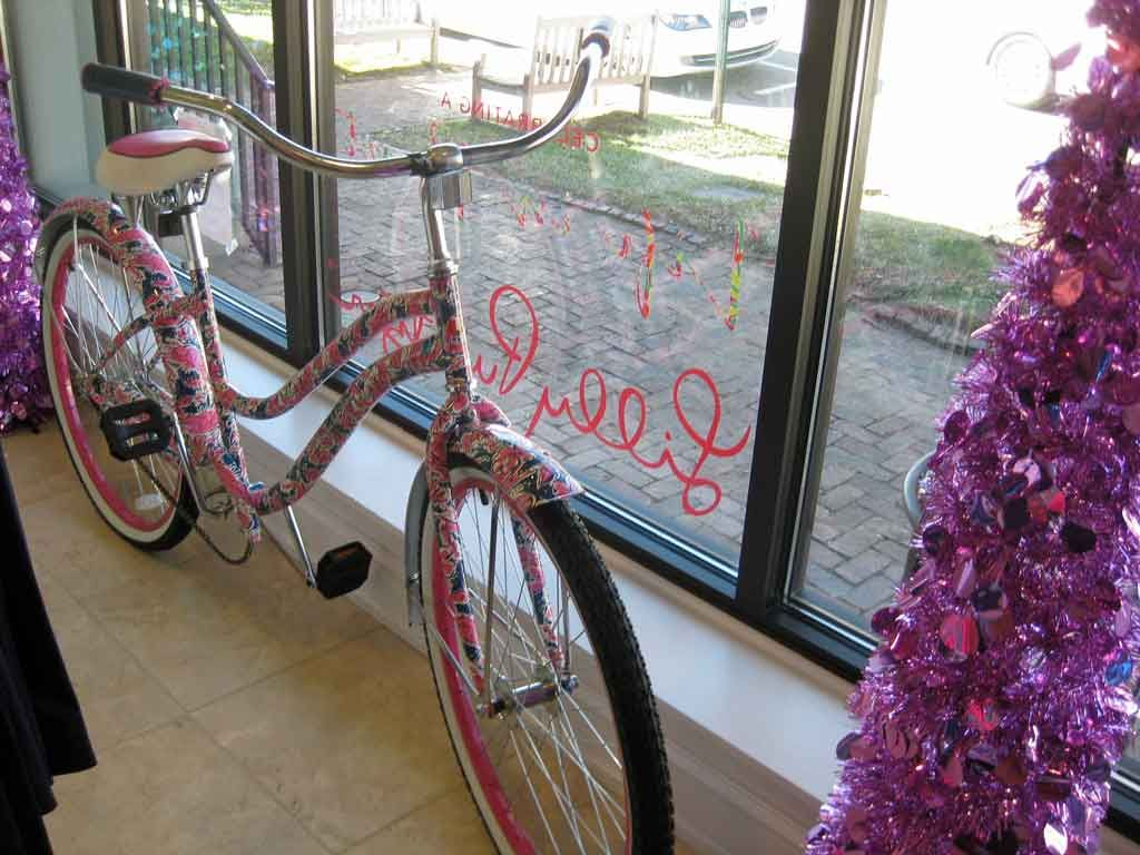Lilly Pulitzer Bike Products I Want Cool Bikes