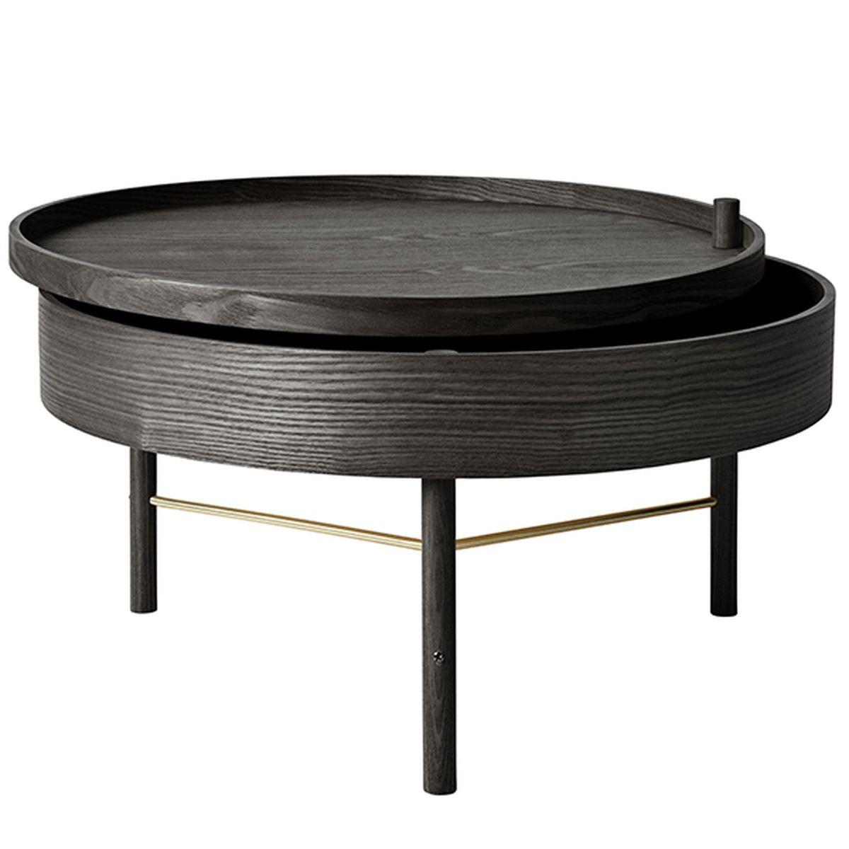Menu Turning Table Black Coffee Table With Storage Menu Furniture Table Furniture [ 1200 x 1200 Pixel ]
