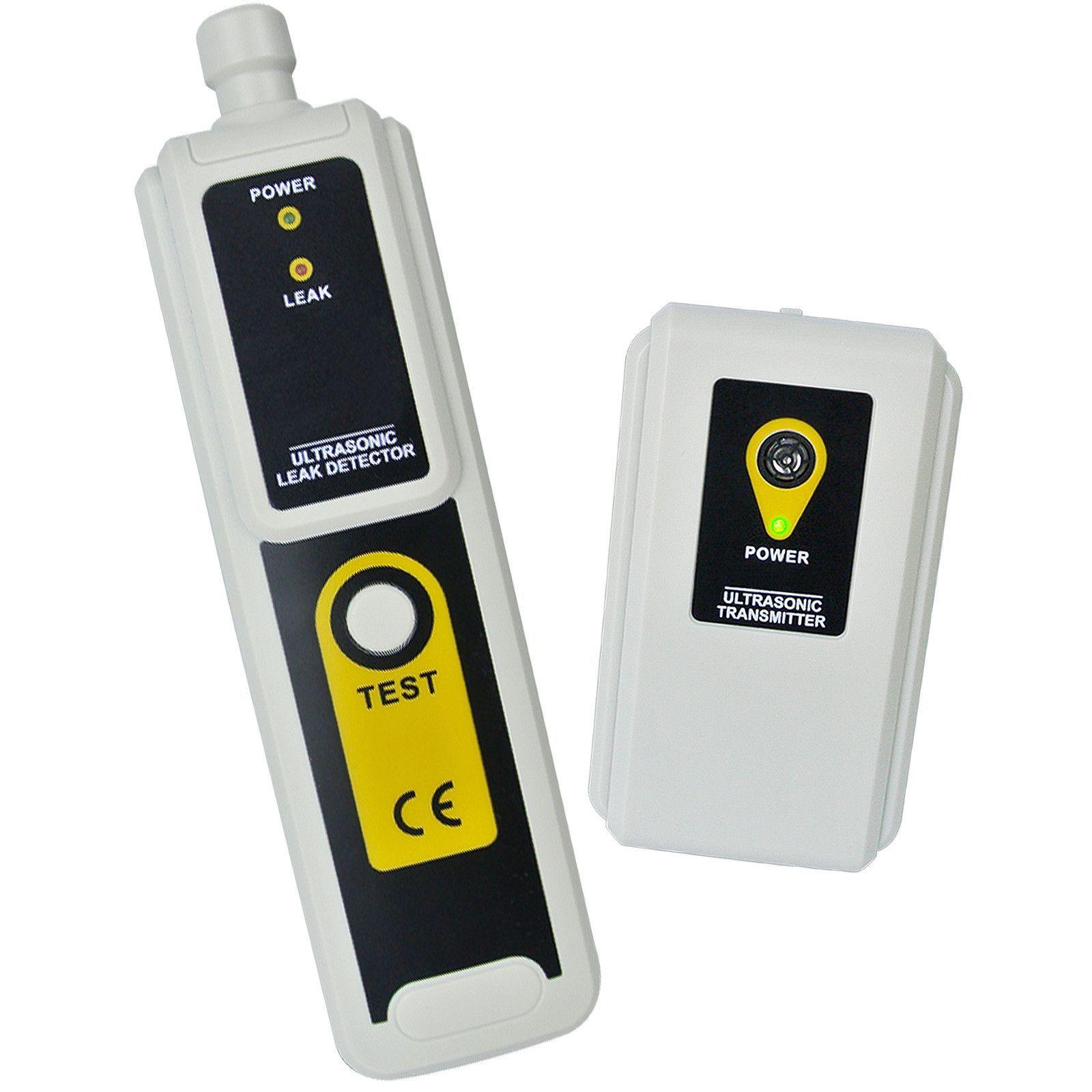 E04003 Ultrasonic Leak detector & Transmitter Detects Air
