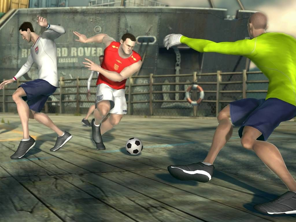 DOWNLOAD FREE: FIFA STREET 3 PS2 ISO