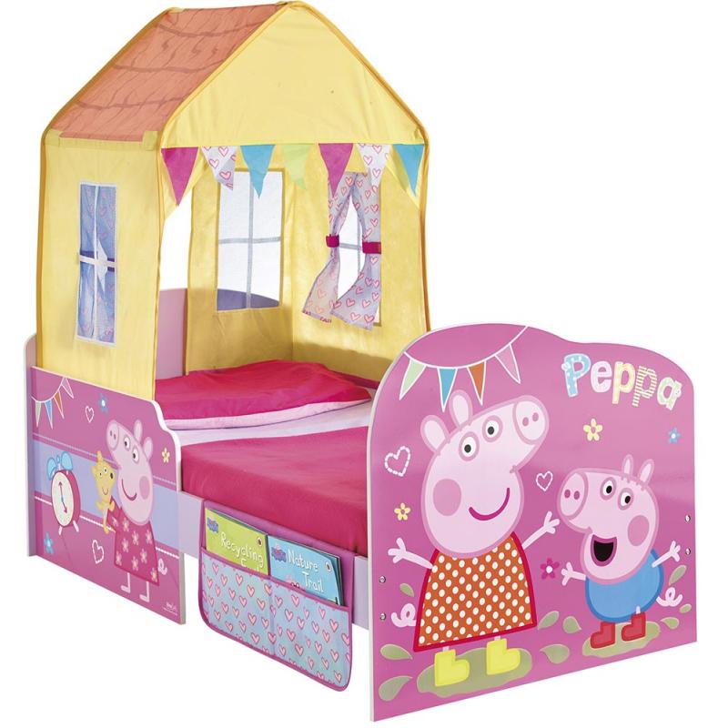 goglow Peppa Pig Buddy Nachtlicht und Taschenlampe Pink