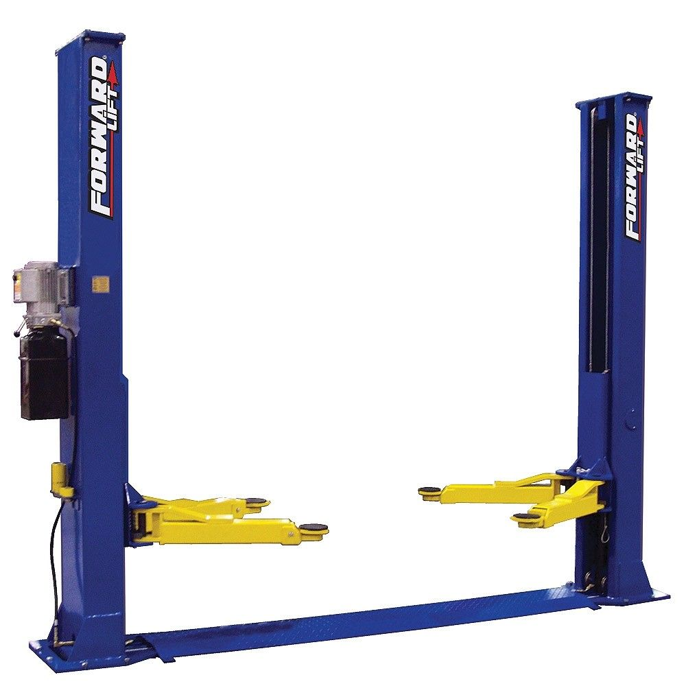 Forward Lift BP9 Two Post Lift Two Post Automotive Lifts