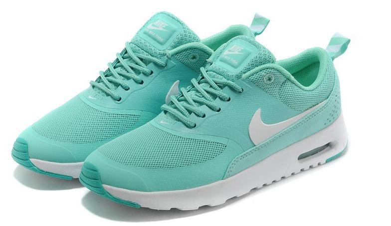 Mint Green Nike Air Max Thea Sneakers