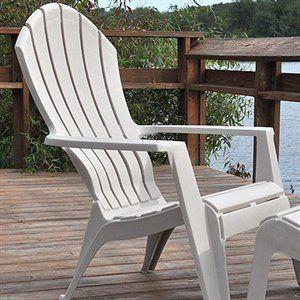 RealComfort Adirondack Chair, Ergonomic, Desert Clay: Model# 8371 23 3700