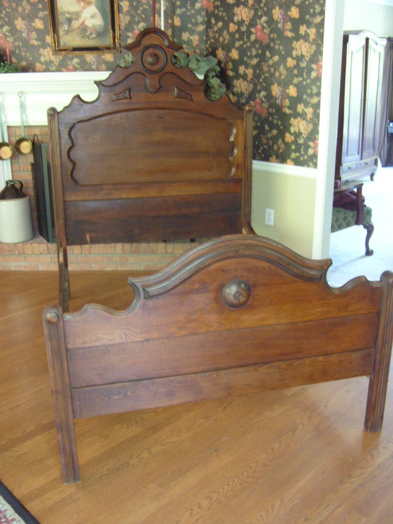 $225 #antique #bed Vintage Beds, Antique Beds, Antique Furniture, Dream  Furniture - $225 #antique #bed Atlanta Craigslist Pinterest Antique Beds