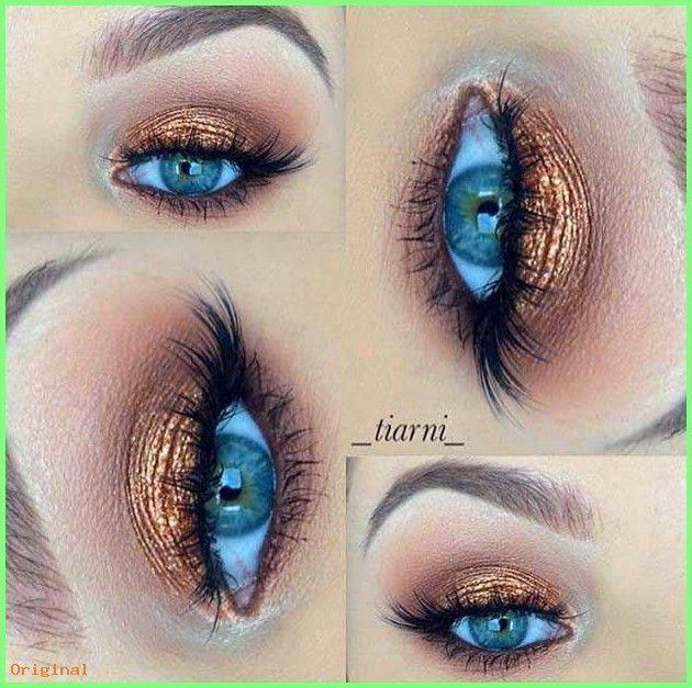 """Photo of 50+ Make Up – Bronze Eye Make Up Suche nach blauen Augen # """"makeuplooksnatural"""" #Ey…"""