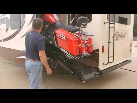 New Side Garage Option Turns 5th Wheel into Luxury Toy Hauler - USRiderNews
