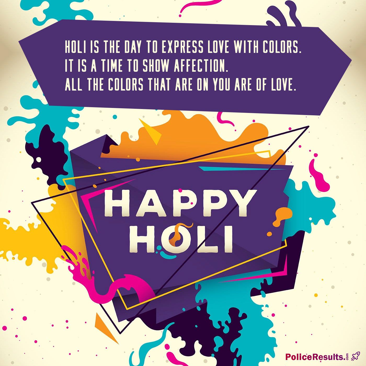 Happy holi quotes inspirational funny quotes poems