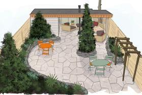 Mediterrane sfeer eigen huis en tuin tuin in 2019 for Kleine tuinvijver