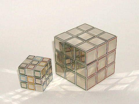 Rubik's Reflection Rubiks cube algorithms, Cube puzzle