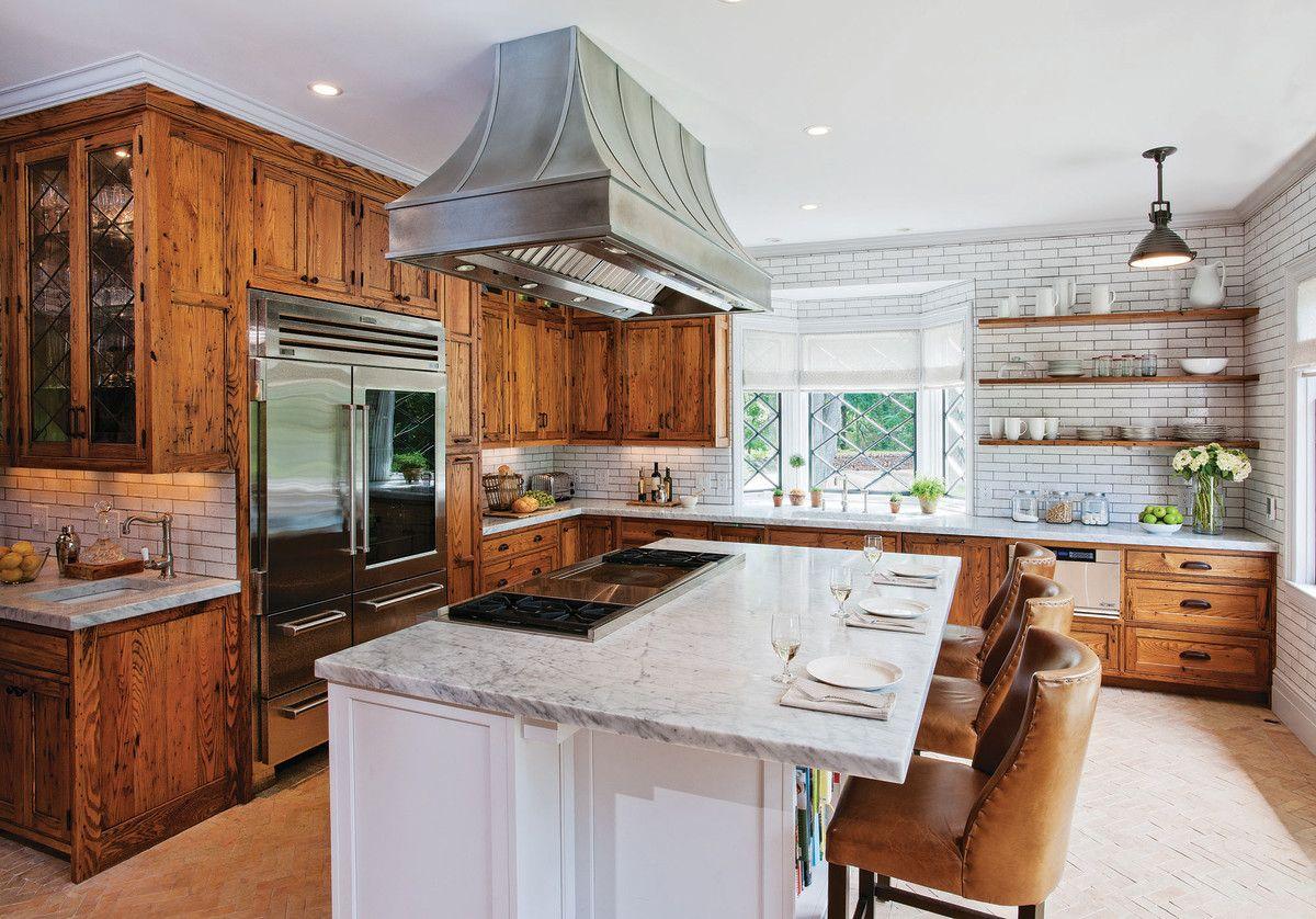 Classic Cabinets Rustic Kitchen Design Chestnut Kitchen Cabinets Wood Kitchen Island
