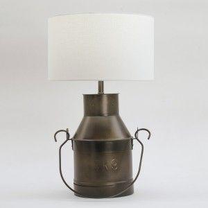 Antique Milk Jug Lamp Antique Milk Jug Lamp Lamp Antiques Milk Jug