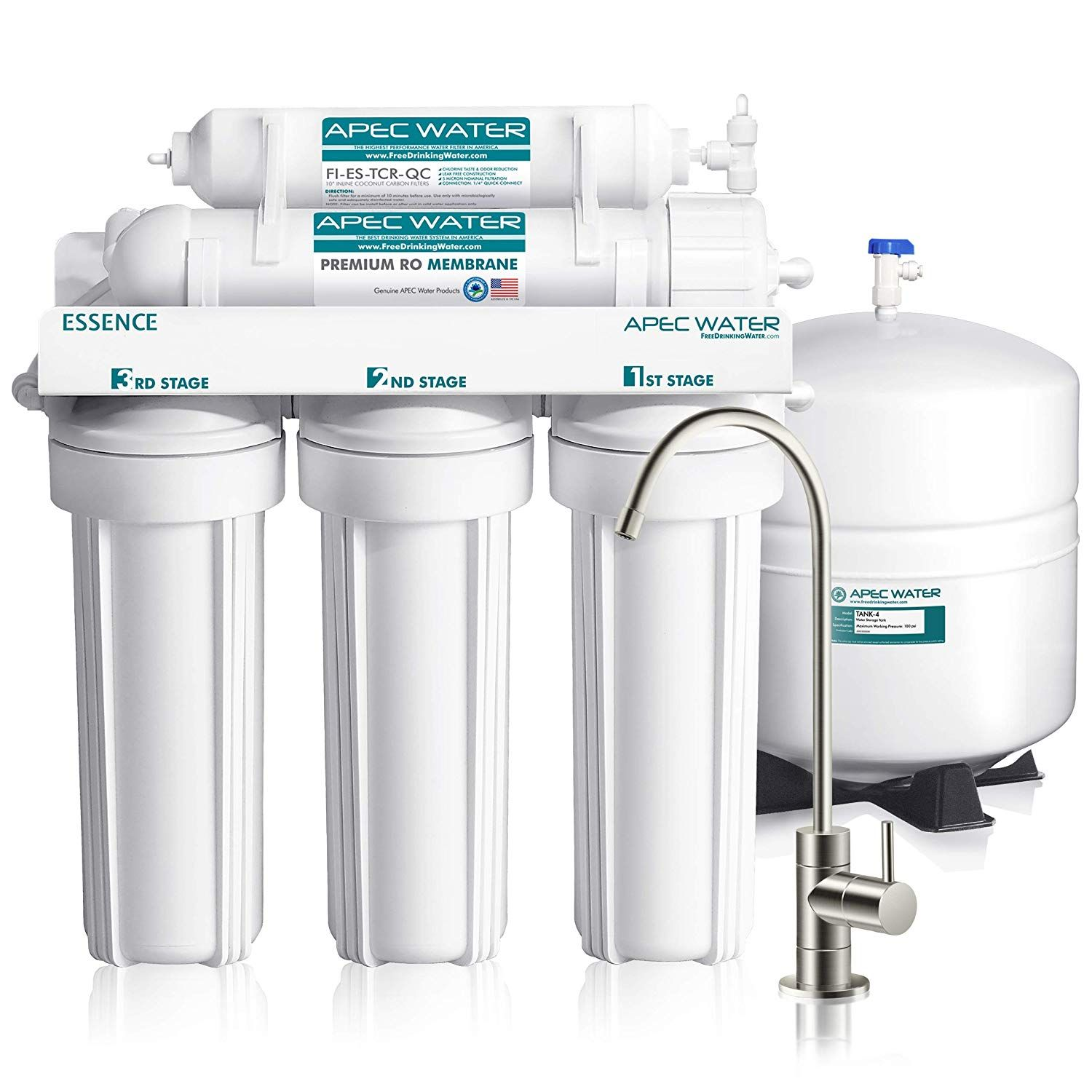 Top 13 Best Reverse Osmosis System For Well Water Buying Guide