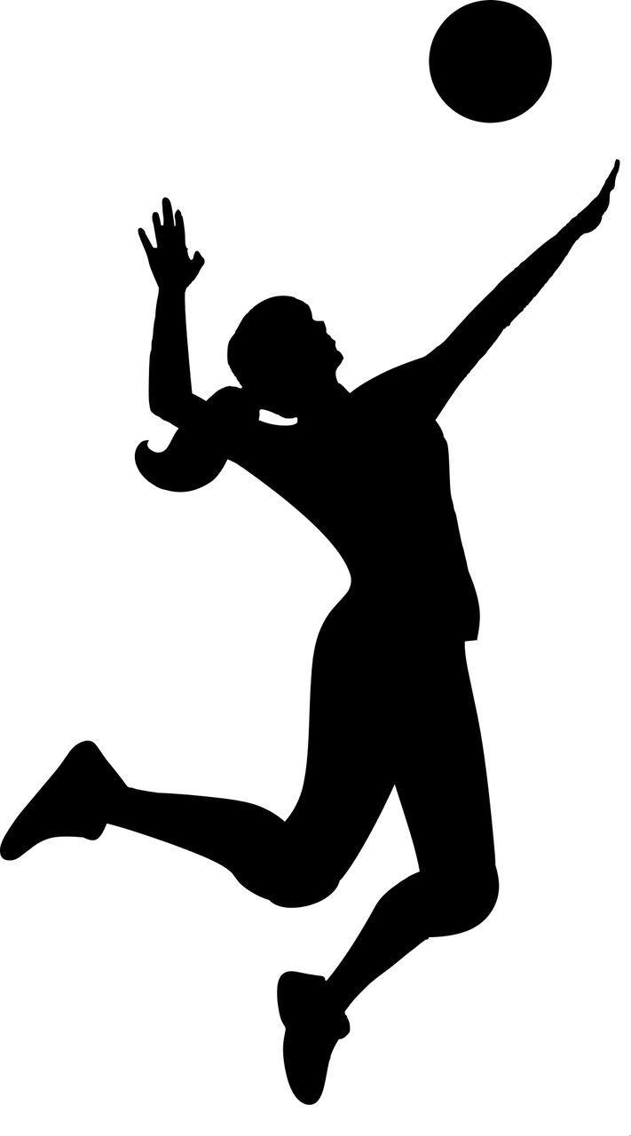 Free Image On Pixabay Silhouette Volleyball Match Voleybol Oyunculari Voleybol Silhouette