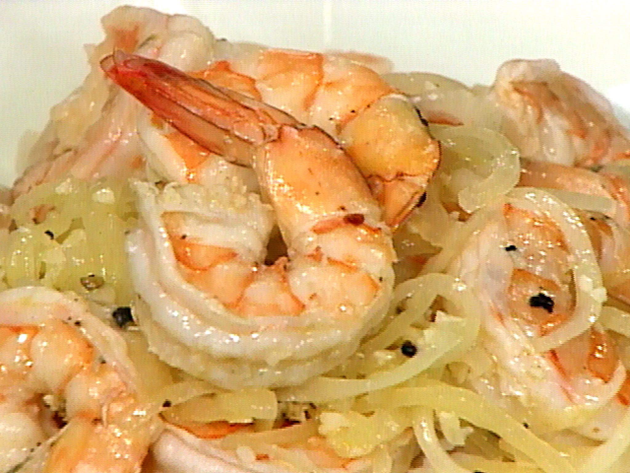New orleans style italian salad recipe scampi recipe scampi and new orleans style italian salad shrimp scampi recipesseafood forumfinder Image collections