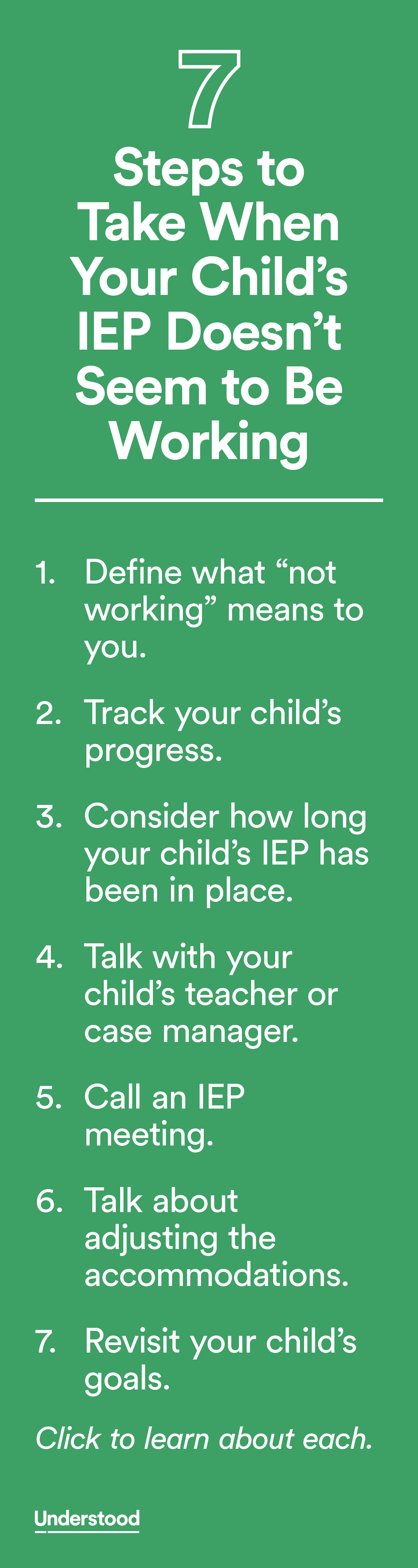 The Teacher Isnt Following My Childs >> My Child S Iep Doesn T Seem To Be Working Now What Ieps