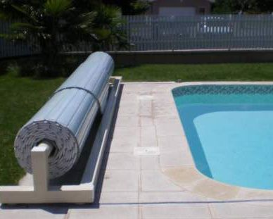 Les Volets De Piscine Hors Sol Mobile Nao Sont Design Simple D