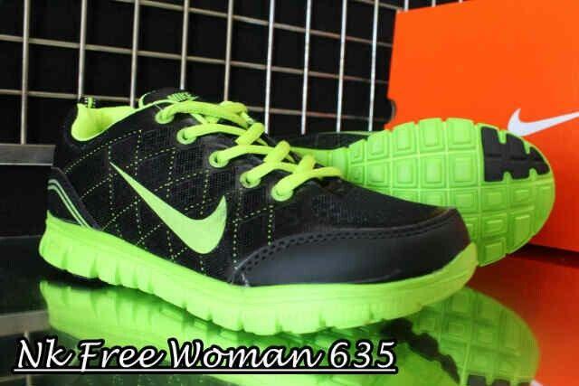 Sepatu Nike Free Wanita Sz 36 40 Original Vietnam Pin 331e1c6f