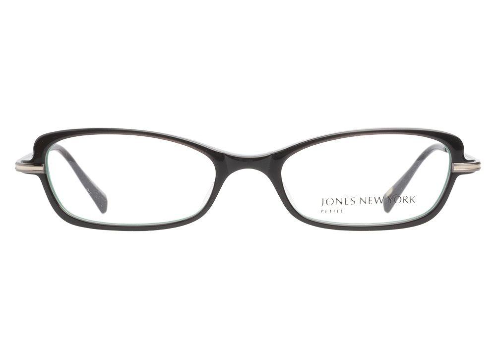 These Jones New York Petite J207 Black eyeglasses are playful and ...