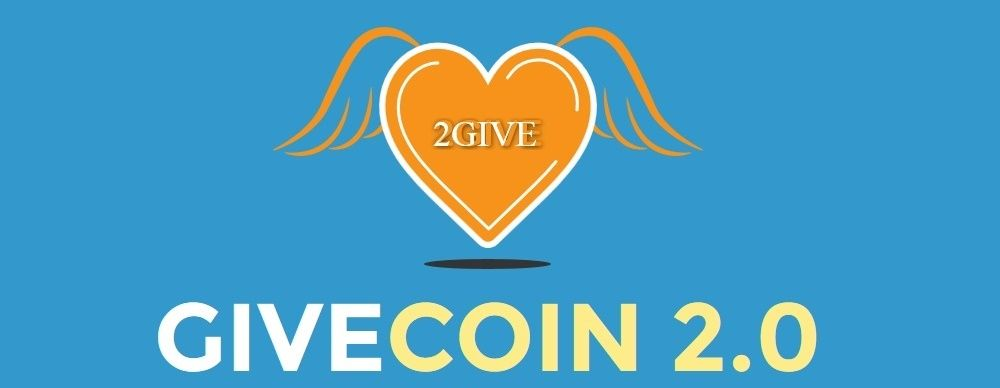 What is 2Give Coin? Cryptocurrency news, Coin prices