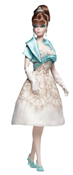 2012 Party Dress Barbie® Doll | Barbie Fashion Model Collection *SILKSTONE