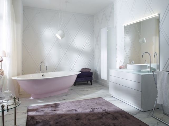 5 jolies salles de bains dans tous les styles | DECOMAISON ...