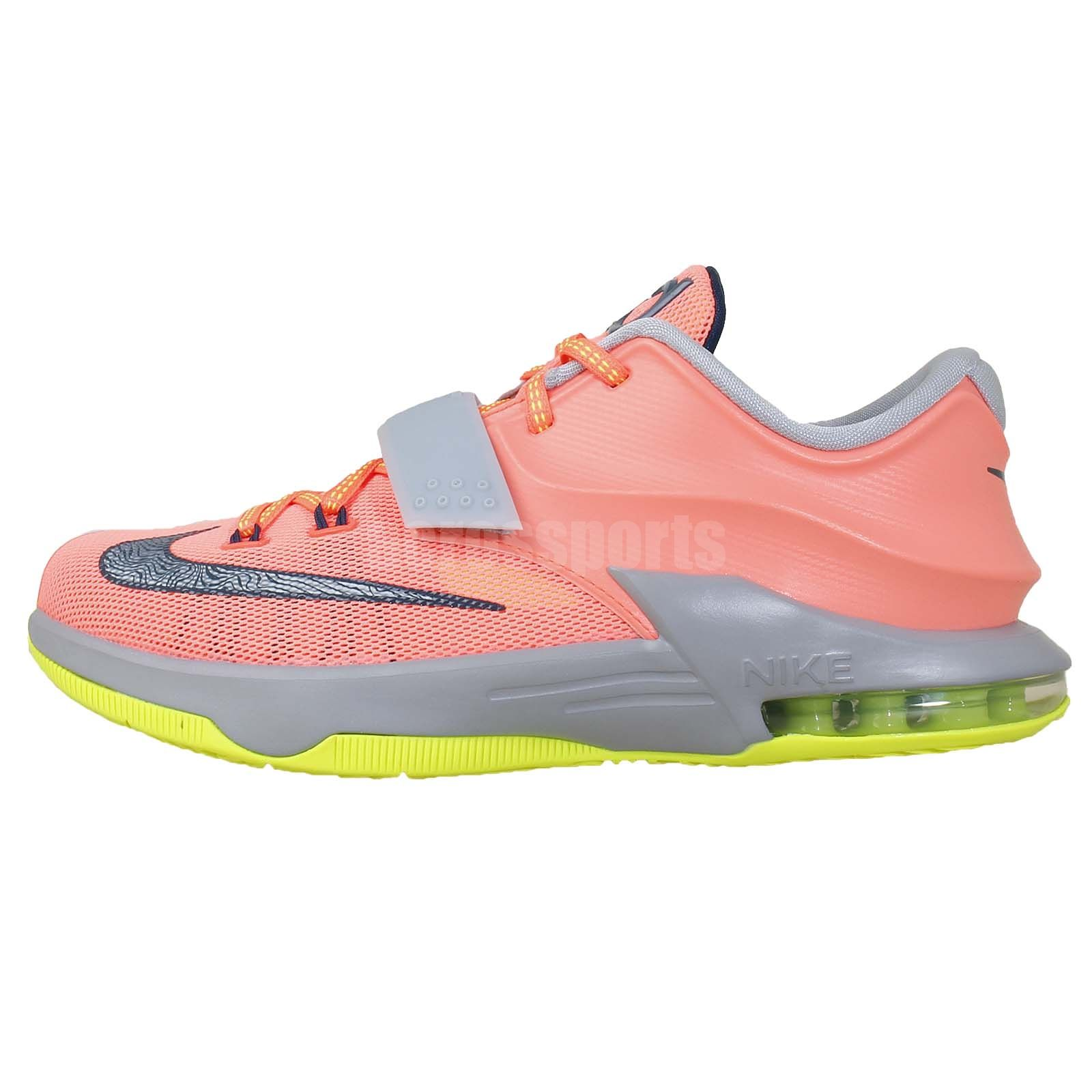 c41bcedb105a Nike KD VII 7 GS Boys Girls Youth Womens Kevin Durant 35 Basketball ...