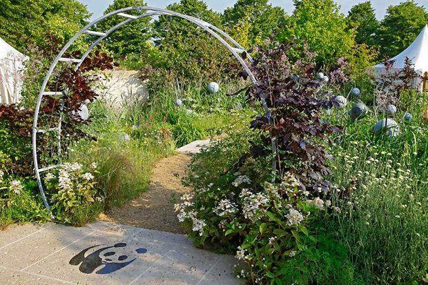 Garden Design Styling Your Garden Rhs Gardening Bee Garden Design Garden Design Garden Design Layout
