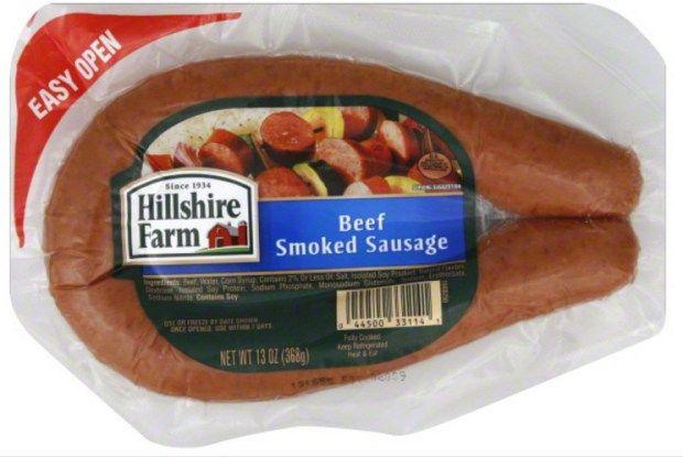 Hillshire Farm Smoked Sausage Just 2 06 At Target Smoked Sausage Sausage Hillshire Farm