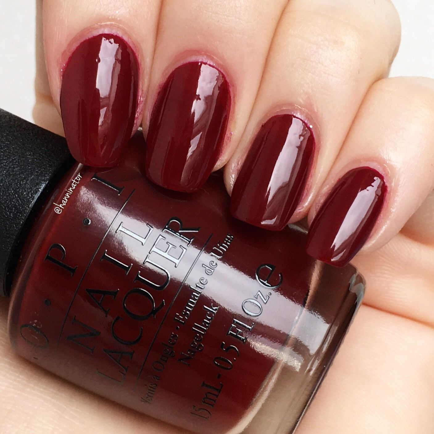 Can T Read Without My Lipstick Opi Breakfast At Tiffany S Collection Nail Art Nail Polish