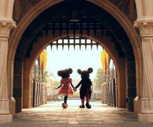 Mickey ♥ Minnie at Disneyland   Favorite Places & Spaces   Pinterest