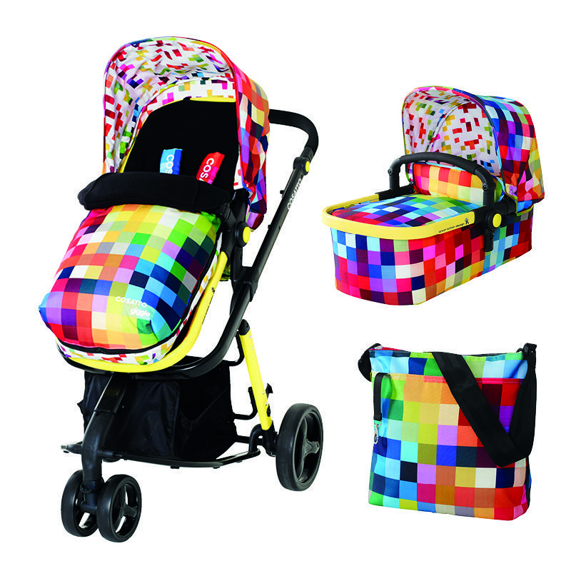 Giggle 2 Travel System de @cosattoloves.