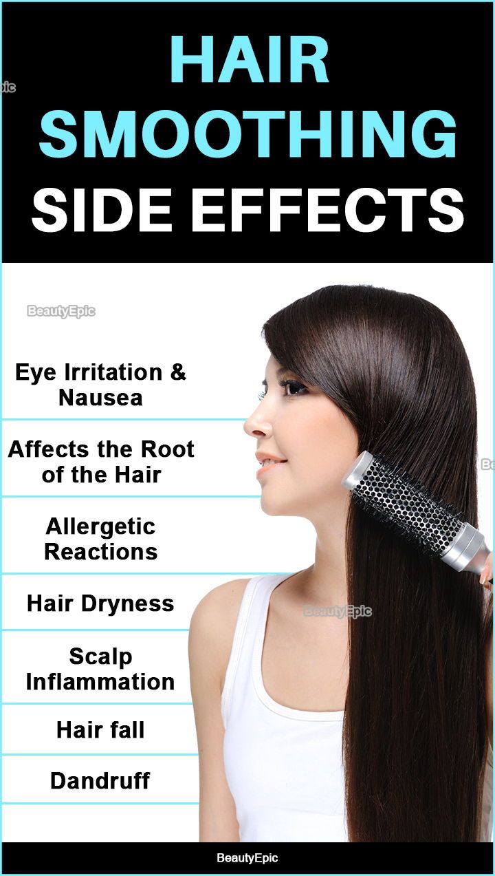 11 Side Effects Of Hair Smoothing You Must Know Smooth