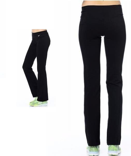 52cf242a90d8fc Nike Womens Legends 2.0 DriFIT Black Slim Fit Training Pants XS 548514-010 # Nike #PantsTightsLeggings