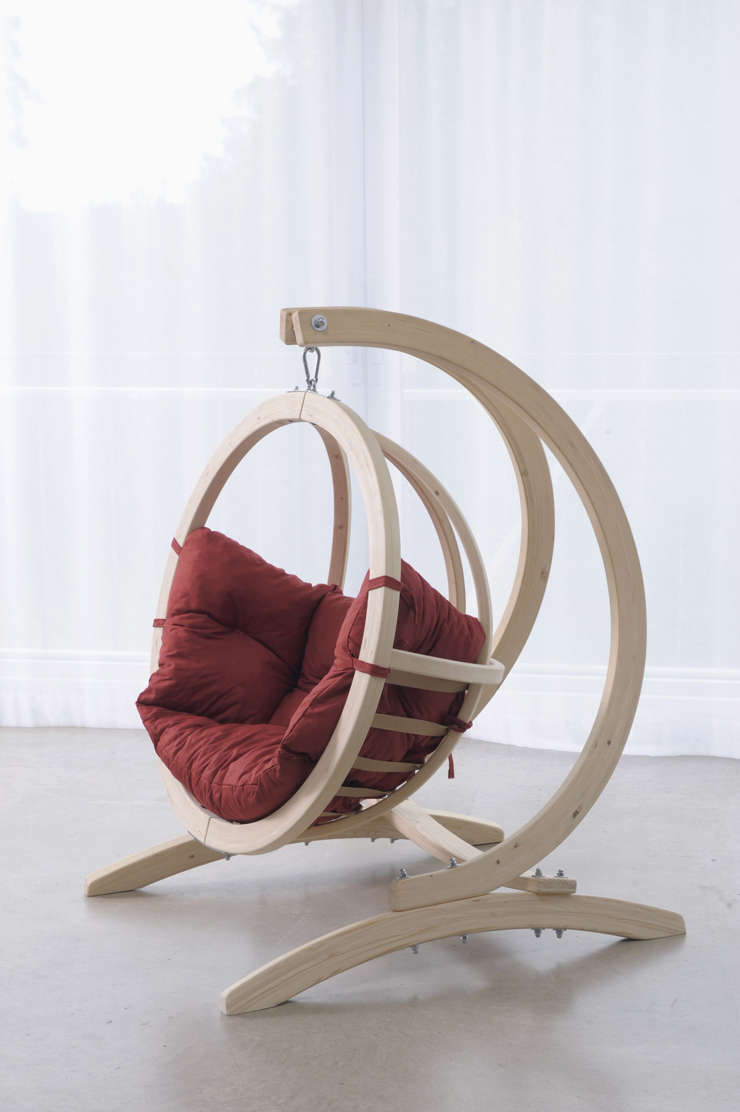 Globo Hanging Chair Sans Stand Would Be Fabulous In My Bedroom