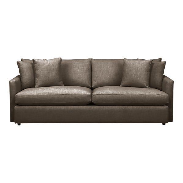 Lounge 93 Sofa   Crate And Barrel