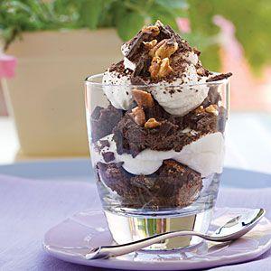 Brownie Tiramisù | MyRecipes.com