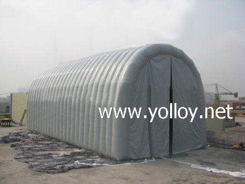 Sand Blasting Inflatable Tent Tent Sale Tent Tunnel