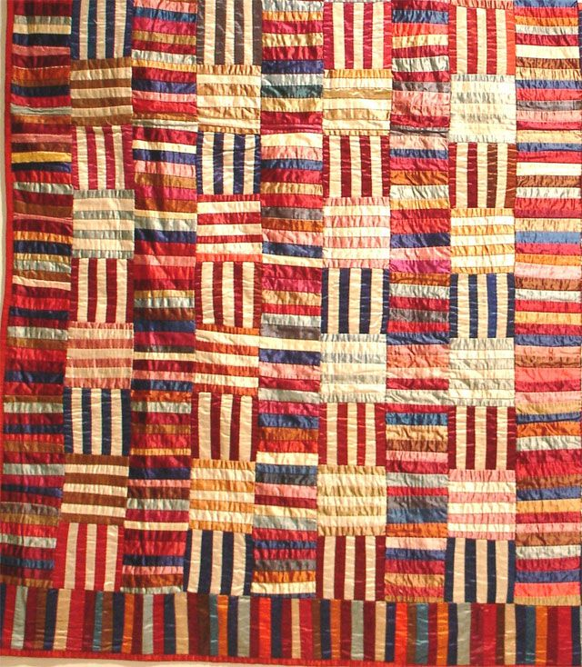 The Darien (Connecticut) Historical Society's 1860 Norwalk Hat ... : historical quilts - Adamdwight.com