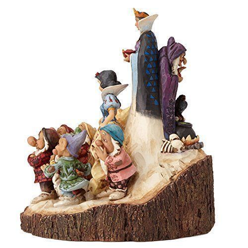 Disney Traditions by Jim Shore Wood Carved Snow White ...