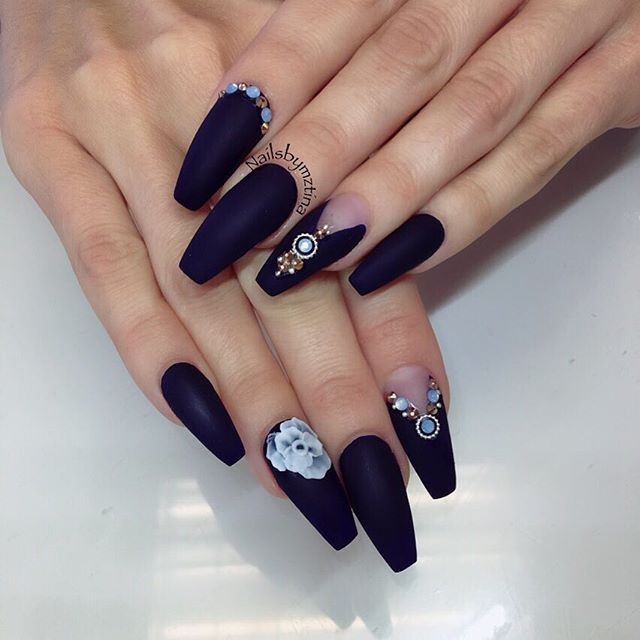 Pin de Alexina Labrecque en Nails | Pinterest | Uña decoradas, Uñas ...