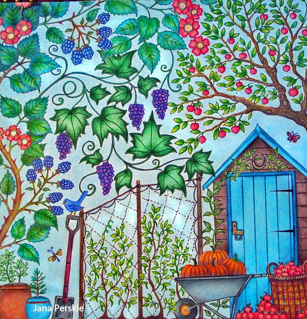 Nice The Secret Garden Coloring Book 81 The Secret Garden