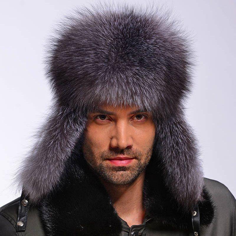 6536c80eb7b Vintage mink mens hat